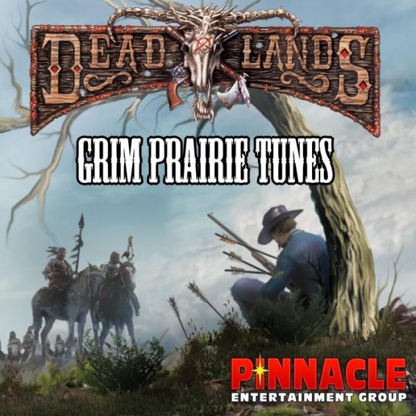 Grim Prairie Tunes OST