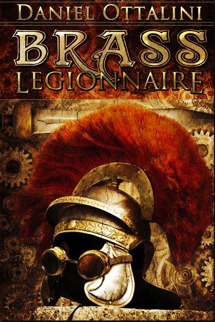 O Legionário de Bronze - Capa (ENG)